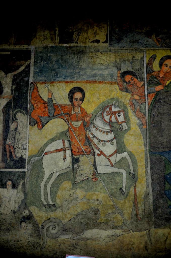 Sant Jordi, patró d'Etiòpia