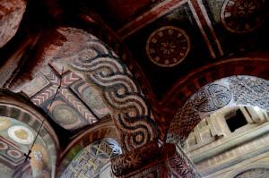 Els interiors de moltes de les esglésies de Lalibela amaguen pintures i decoracions magnífiques
