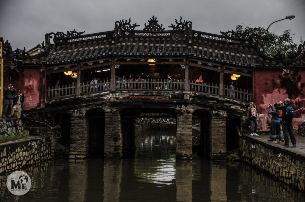 El pont japonès